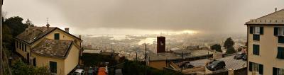 Panorama de Genova