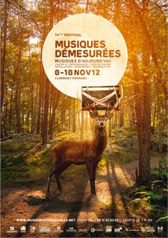 Musiques Démesurées 2012