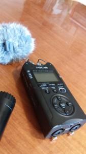 un enregistreur
