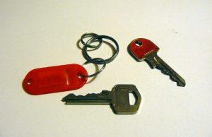 Défaire les clés de son trousseau