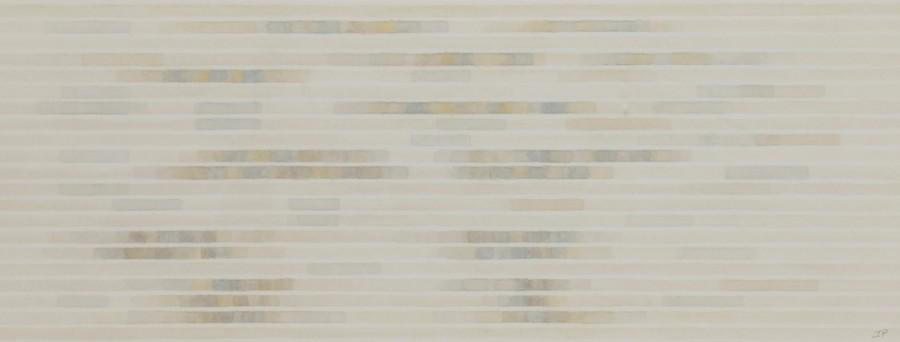 Séquences (2002), peinture à la gouache, Jacques Pourcher