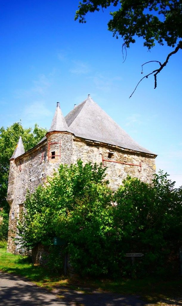 La tour des Aulnays
