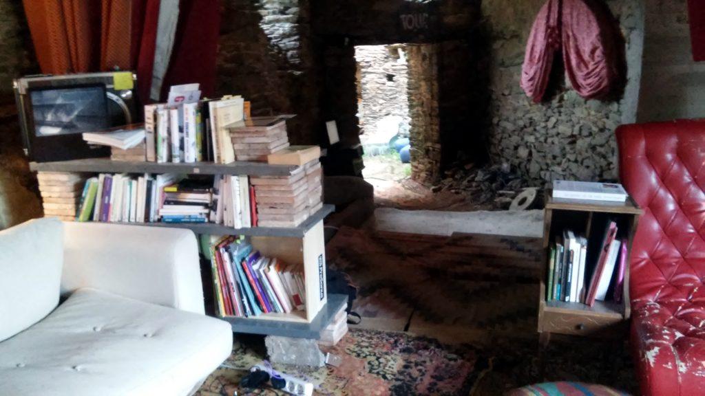 La bibliothèque éphémère