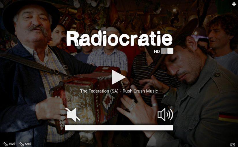 Radiocratie, une webradio pour les contrôler toutes