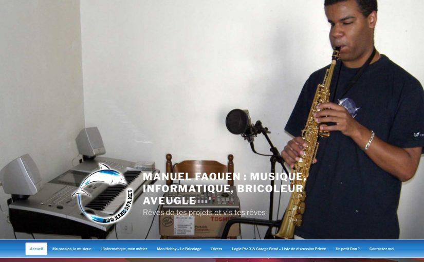 Une webradio avec Manuel Faouen