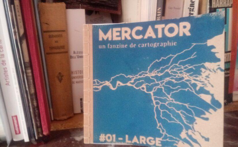 Mercator, fanzine de cartographie