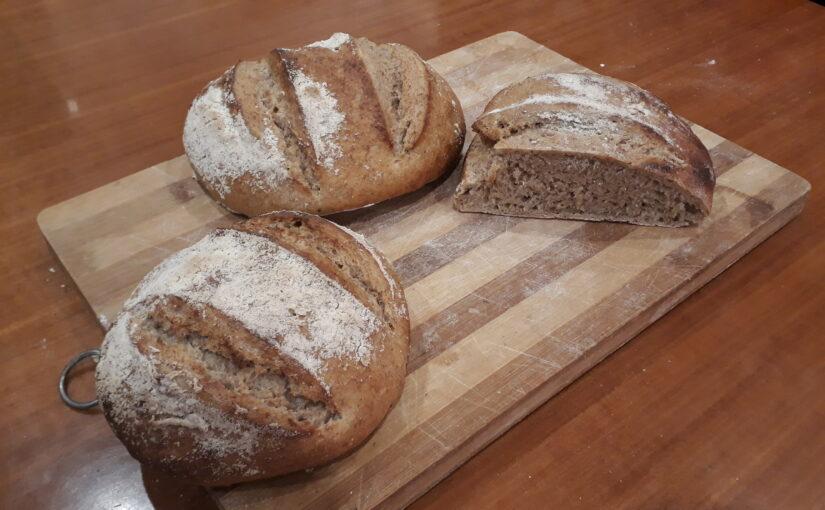 Faire son pain en deuxsoirs
