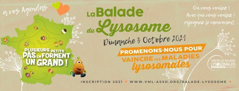 Marchons et donnons pour Vaincre les Maladies Lysosomales